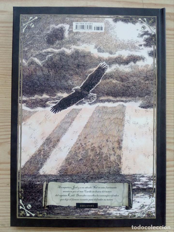 Libros de segunda mano: Libro Juego El Tesoro Del Capitan William Kidd Con Caja - Edelvives - 2007 - Foto 5 - 194888742