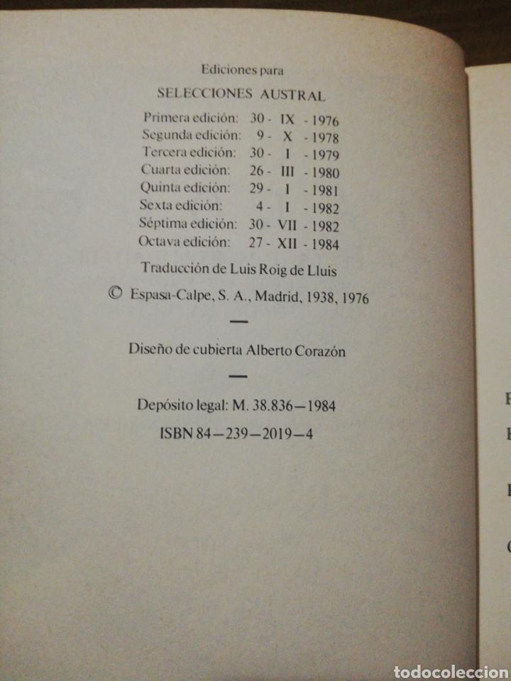 Libros de segunda mano: Diálogos ,Platón .Editorial austral - Foto 4 - 194888990