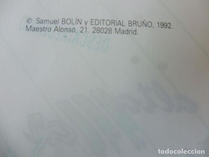 Libros de segunda mano: Nuevos caso del comisario Antonio. Samuel Bolín. Editorial BRUÑO 1992 - Foto 2 - 194895075