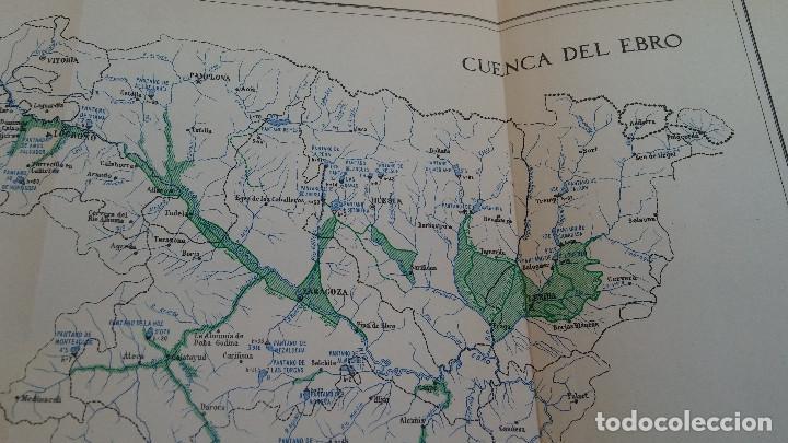 Libros de segunda mano: LIBRO HIDROLOGÍA DE LA TIERRA ( EL AGUA Y SUS APLICACIONES) ENRIQUE BERNAL MARTINEZ. 1955 - Foto 8 - 194896353