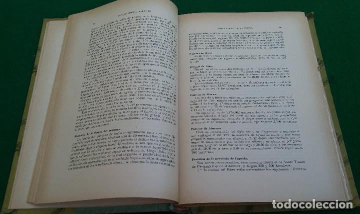 Libros de segunda mano: LIBRO HIDROLOGÍA DE LA TIERRA ( EL AGUA Y SUS APLICACIONES) ENRIQUE BERNAL MARTINEZ. 1955 - Foto 9 - 194896353