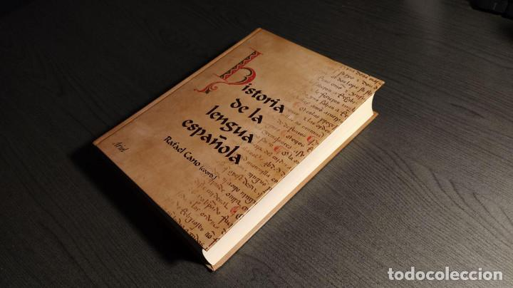 Libros de segunda mano: Historia de la lengua española Rafael Cano. Ariel - Foto 9 - 194897627