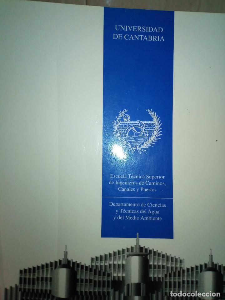 Libros de segunda mano: 9-OBRAS HIDRAULICAS, problemas de examen resueltos y explicados, Jose A. Sainz Borda, - Foto 2 - 194900273