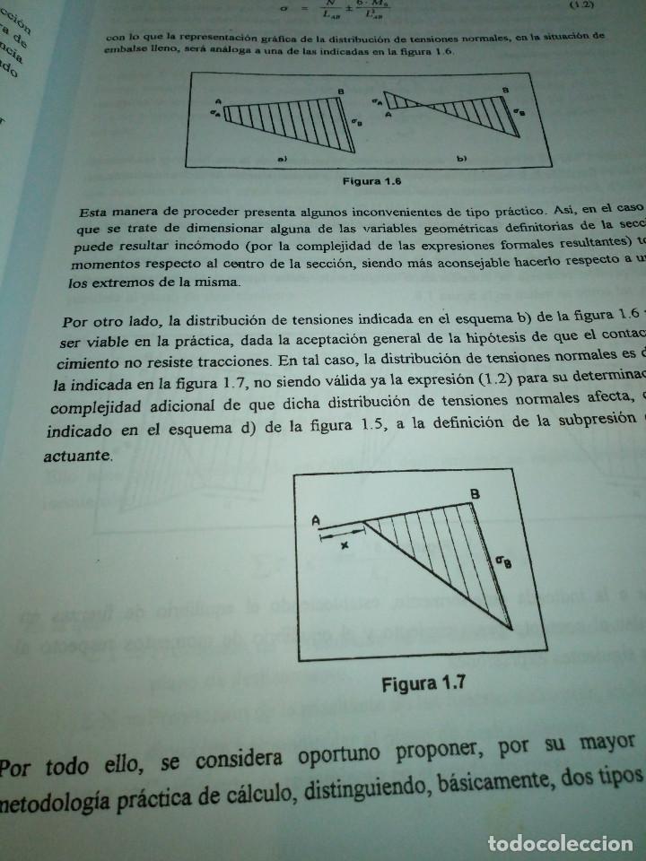 Libros de segunda mano: 9-OBRAS HIDRAULICAS, problemas de examen resueltos y explicados, Jose A. Sainz Borda, - Foto 5 - 194900273