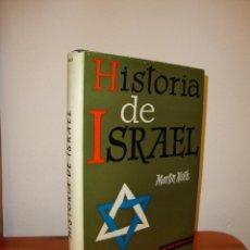Libros de segunda mano: HISTORIA DE ISRAEL - MARTIN NOTH - EDICIONES GARRIGA, MUY BUEN ESTADO. Lote 194901166
