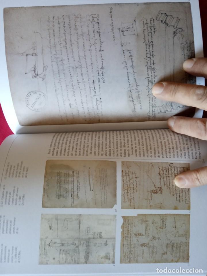 Libros de segunda mano: LOS ROBOTS DE LEONARDO/ANATOMIA Y VUELO.BIBLIOTECA LEONARDO DA VINCI.2 TOMOS. - Foto 5 - 194901206