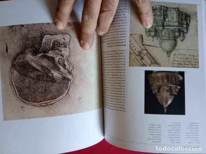 Libros de segunda mano: LOS ROBOTS DE LEONARDO/ANATOMIA Y VUELO.BIBLIOTECA LEONARDO DA VINCI.2 TOMOS. - Foto 6 - 194901206