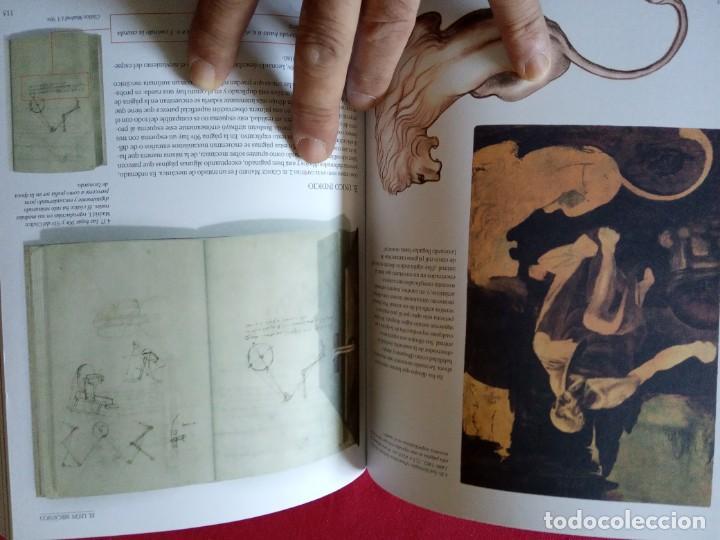 Libros de segunda mano: LOS ROBOTS DE LEONARDO/ANATOMIA Y VUELO.BIBLIOTECA LEONARDO DA VINCI.2 TOMOS. - Foto 8 - 194901206