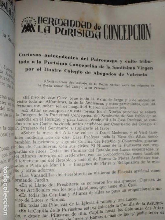 Libros de segunda mano: BOLETÍN DEL ILUSTRE COLEGIO DE ABOGADOS DE VALENCIA N° 14 JUNIO 1957 ÚNICO? - Foto 14 - 194901470