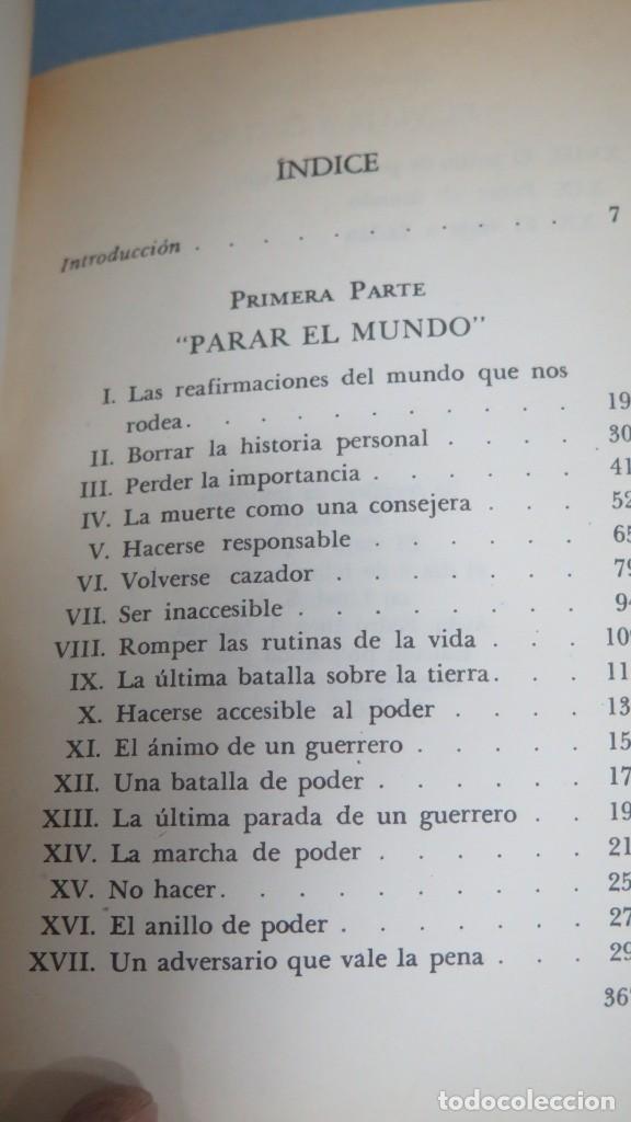 Libros de segunda mano: VIAJE A IXTIAN. CASTANEDA - Foto 2 - 194901571