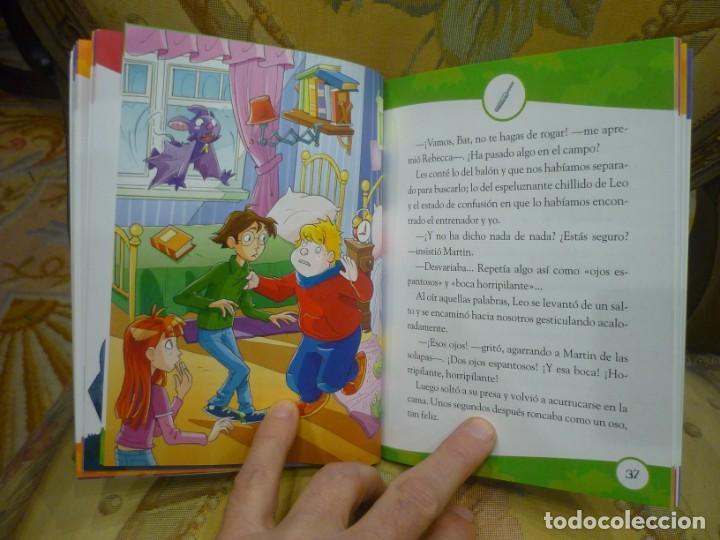 Libros de segunda mano: BAT PAT Nº 11: LOS ZOMBIS ATLÉTICOS, DE ROBERTO PAVANELLO. MONTENA 2.010. - Foto 4 - 194901962
