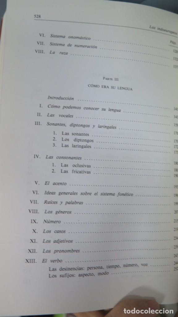 Libros de segunda mano: LOS INDOEUROPEOS Y LOS ORIGENES DE EUROPA. FRANCISCO VILLAR - Foto 4 - 194903605