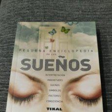 Libros de segunda mano: SUEÑOS - VV.AA.. Lote 194907988
