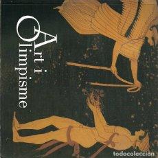 Libros de segunda mano: ART I OLIMPISME . Lote 194915423
