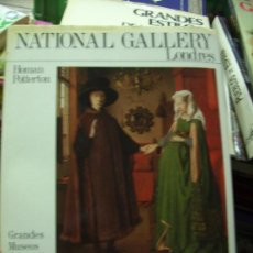 Libros de segunda mano: NATIONAL GALLERY LONDRES, HOMAN POTTERTON. EP-195. Lote 194920073