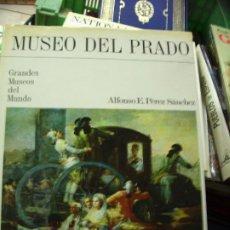Libros de segunda mano: MUSEO DEL PRADO, ALFONSO E. PÉREZ SÁNCHEZ. EP-196. Lote 194920162