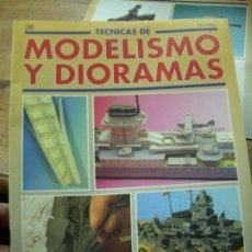 Libros de segunda mano: REVISTA MODELISMO Y DIORAMAS Nº 26. L.9601-133. Lote 194923433