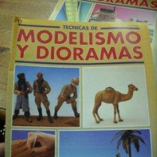 Libros de segunda mano: REVISTA MODELISMO Y DIORAMAS Nº 17. L.9601-134. Lote 194923556