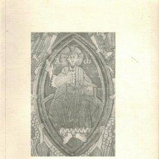 Libros de segunda mano: ESTATUTOS DE LA ASOCIACIÓN DE ARCHIVEROS DE LA IGLESIA EN ESPAÑA. Lote 194924385