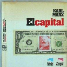 Libros de segunda mano: EL CAPITAL - KARL MARX - GABRIEL DEVILLE - DIARIO PUBLICO 2008 - VER DESCRIPCIÓN. Lote 194930128