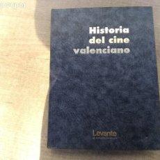 Libros de segunda mano: HISTORIA DEL CINE VALENCIANO. Lote 194935365