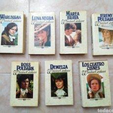 Libros de segunda mano: LOTE DE 7 LIBROS WINSTON GRAHAM. Lote 194940260