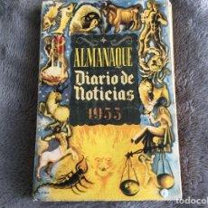 Libros de segunda mano: ALMANAQUE DIARIO DE NOTICIAS, 1953. ENVIO GRÁTIS.. Lote 194941507