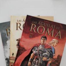 Libros de segunda mano: LAS ÁGUILAS DE ROMA - NORMA EDITORIAL. Lote 194942148