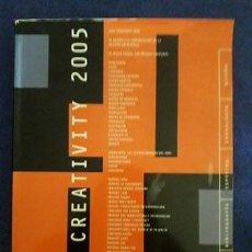 Libros de segunda mano: GUIA CREATIVITY 2005. Lote 194943498