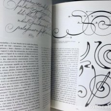 Libros de segunda mano: CALLIGRAPHIE. (CALIGRAFÍA ANTIGUA Y MODERNA) MODELOS. NUMEROSAS ILUSTRACIONES. Lote 194944338