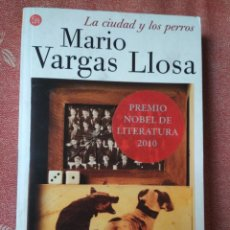Libros de segunda mano: MARIO VARGAS LLOSA - LA CIUDAD Y LOS PERROS. Lote 194961765