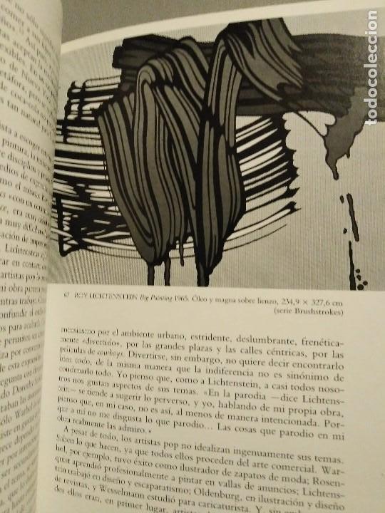 Libros de segunda mano: EL POP ART LUCY R. LIPPARD EDICIONES DESTINO - Foto 5 - 194971358
