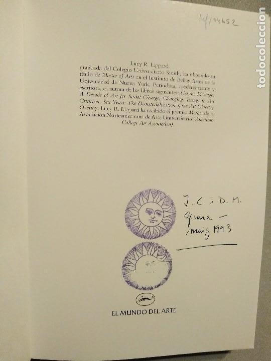 Libros de segunda mano: EL POP ART LUCY R. LIPPARD EDICIONES DESTINO - Foto 8 - 194971358