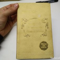 Libros de segunda mano: LIBRO AVENTURAS DE SHERLOK HOLMES BIBLIOTECA CASSO CONAN DOYLE. Lote 194974675