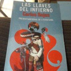 Libros de segunda mano: LAS LLAVES DEL INFIERNO. Lote 194978521