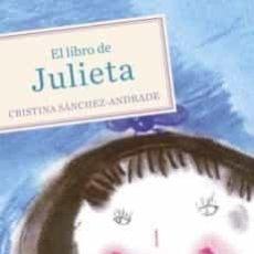 Libros de segunda mano: EL LIBRO DE JULIETA. Lote 194989462