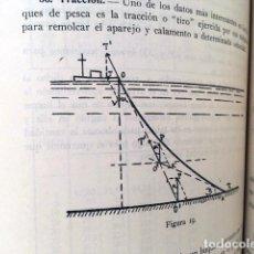 Libros de segunda mano: TÉCNICA DE LA PESCA DE ARRASTRE. (REDES. REMOLQUE. TRACCIÓN. ETC.) ILUSTRACIONES. Lote 195015441