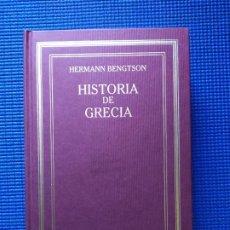 Libros de segunda mano: HISTORIA DE GRECIA HERMANN BENGTSON. Lote 195016118