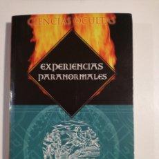 Libros de segunda mano: EXPERIENCIAS PARANORMALES ANTHONY RIBB. Lote 195019582