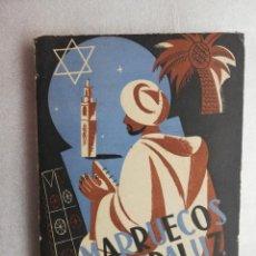 Libros de segunda mano: MARRUECOS ANDALUZ / RODOLFO GIL BENUMEYA - 1942. Lote 195044633