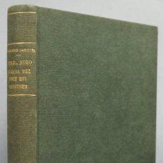 Libros de segunda mano: PERO... ¿HUBO ALGUNA VEZ ONCE MIL VIRGENES?. ENRIQUE JARDIEL PONCELA . Lote 195045500