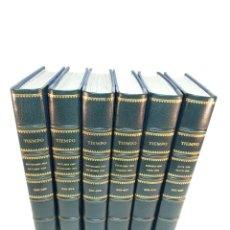 Libros de segunda mano: GRAN COLECCIÓN CON ENCUADERNACIÓN DE CALIDAD. REVISTAS TIEMPO DE HOY. DEL 384 AL 420. 1989-1990.. Lote 195047218