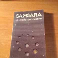 Libros de segunda mano: SAMSARA, LA RUEDA DEL DESTINO. Lote 195058130