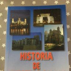 Libros de segunda mano: HISTORIA DE NUESTRAS CALLES, JOSE GARCIA BUEY. Lote 195058178