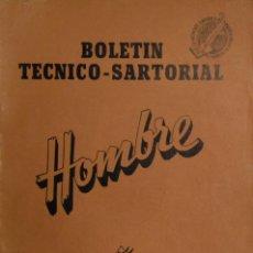 Libros de segunda mano: BOLETÍN TÉCNICO-SARTORIAL. ROCOSA (30 NÚMEROS EN MUY BUEN ESTADO) - E. OROMI. Lote 195061265