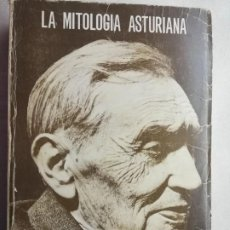 Libros de segunda mano: LA MITOLOGIA ASTURIANA. CONSTANTINO CABAL. OVIEDO.. Lote 195074401