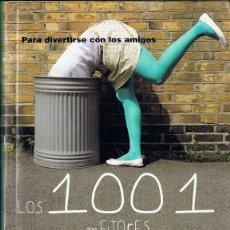 Libros de segunda mano: LOS 1001 MEJORES CHISTES. Lote 195076972
