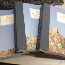 Libros de segunda mano: HISTORIA DE SAX / EN 3 TOMOS / COMPARSA DE MOROS - SAX 2005. Lote 195077492