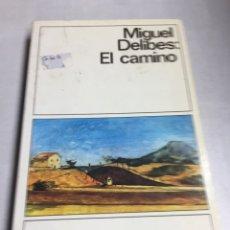 Libros de segunda mano: LIBRO - EL CAMINO - MIGUEL DELIBES . Lote 195077575