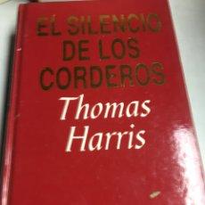 Libros de segunda mano: LIBRO - EL SILENCIO DE LOS CORDEROS - THOMAS HARRIS. Lote 195079286
